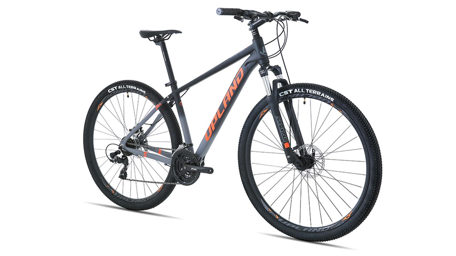 горный велосипед Upland X90, вид спереди