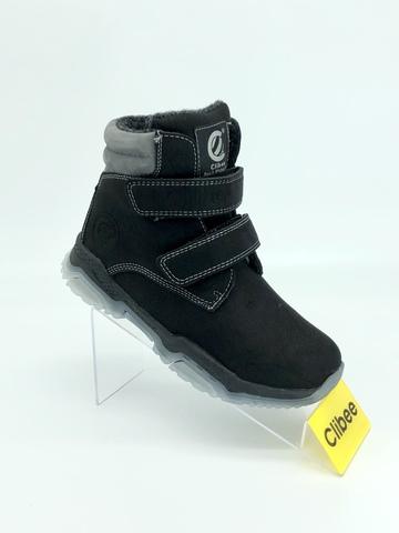 Clibee (зима) H281 Black 32-37