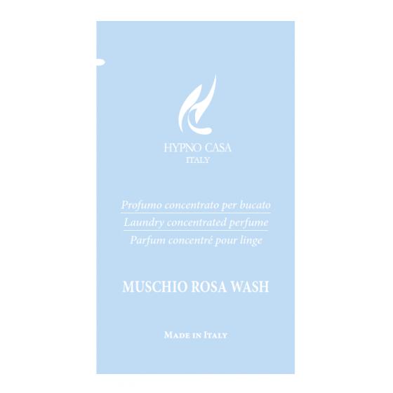 Парфюм для стирки Hypno Casa Muschio Rosa 10ml саше