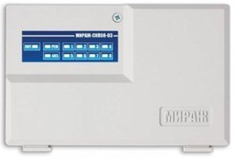 Прибор приемно-контрольный Мираж-СКП08-03