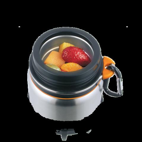 Термос для еды Thermos Element 5 (0,47 литра), серебристый