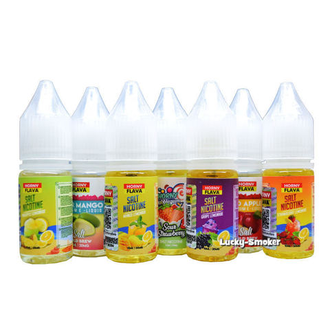 Жидкость Horny Salt 10 мл Grape Lemonade