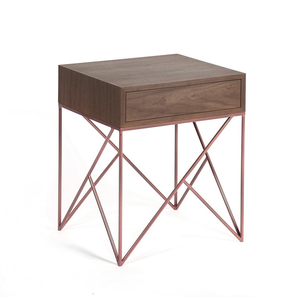 Прикроватная тумба Prince box copper - вид 1