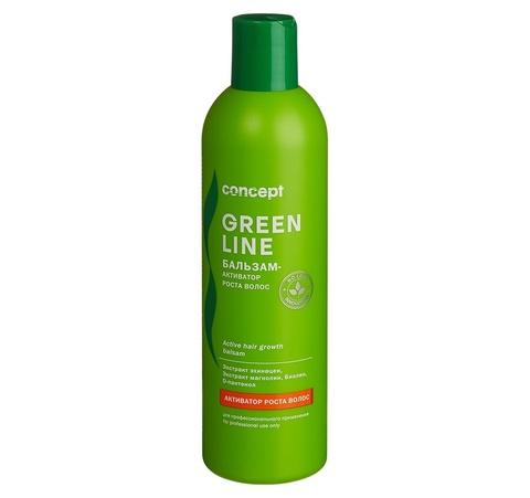 Concept Green Line Бальзам-активатор роста волос 300 мл
