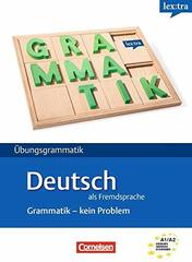 Grammatik: Kein Problem  A1-A2 Uebungsbuch