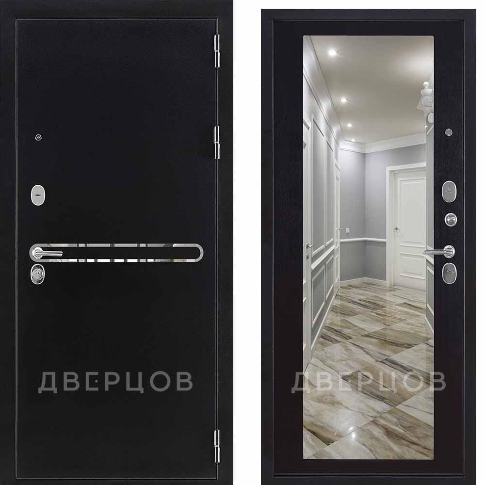 Входные двери Входная дверь Regidoors Президент S1Z цвет графит с блестками антик панель s1z цвет венге с зеркалом антик_графит_с_блёстками-венге_зеркало_МАХI.jpg