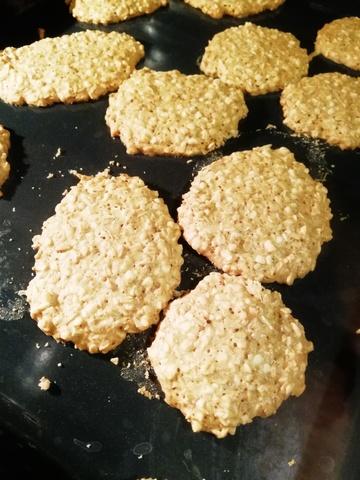 Арахисовое печенье (смесь)