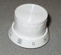 Ручка переключателя духовки плиты Beko 250316150