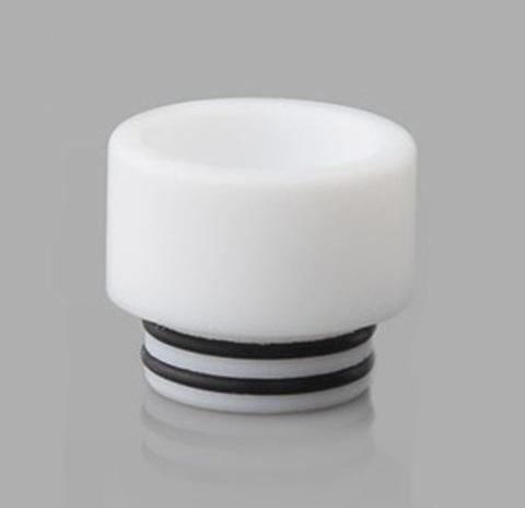 Drip-Tip 810 Teflon d13 белый
