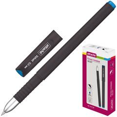 Ручка гелевая Attache Velvet синяя (толщина линии 0.5 мм)