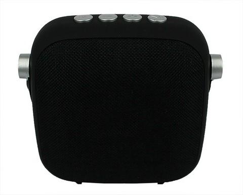 Колонка CR-X8B | черная Bluetooth/Hand free/AUX/TWS/USB/FM/MicroSD