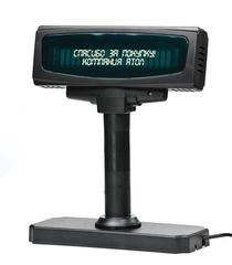 Дисплей покупателя  АТОЛ PD-2100C, USB, зеленый светофильтр