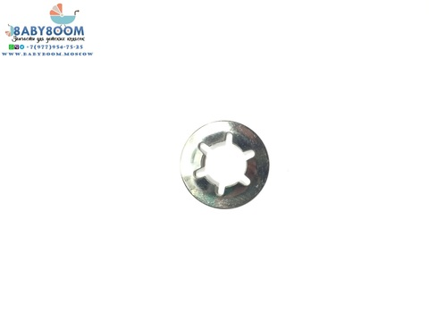 Cтопорная шайба (кольцо) диаметр отверстия 6 мм