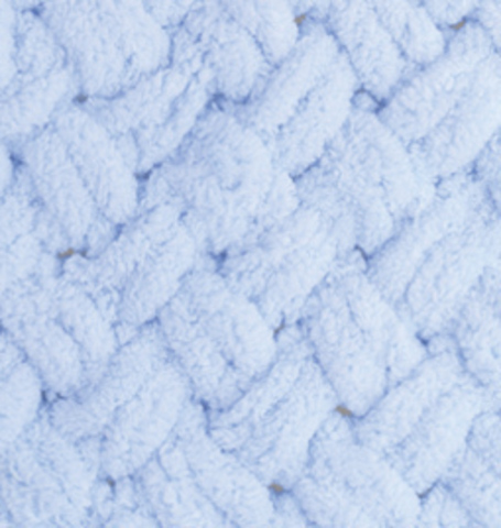 Пряжа ALIZE PUFFY №183 светло-голубой