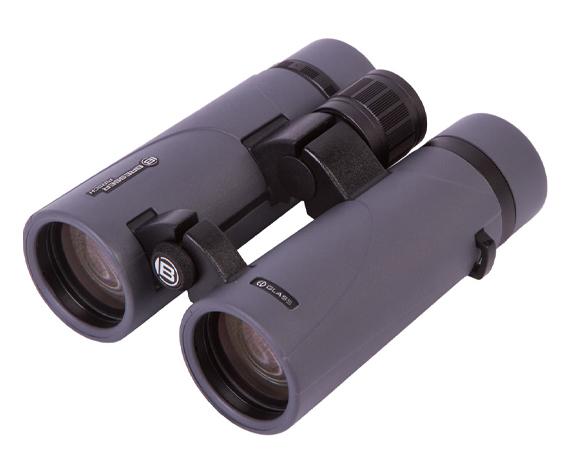 Бинокль Bresser Pirsch ED 8x42 - низкодисперсионная оптика, с просветляющим покрытием