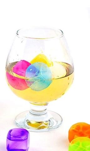Многоразовые кубики для напитков - Холодок, 6 шт