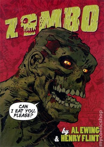 Zombo: Can I Eat You, Please? TPB