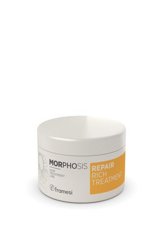 Маска восстанавливающая для волос интенсивного действия MORPHOSIS REPAIR RICH TREATMENT, 200 мл