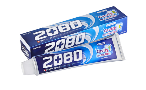Зубная паста с натуральной мятой,120 гр., DC 2080