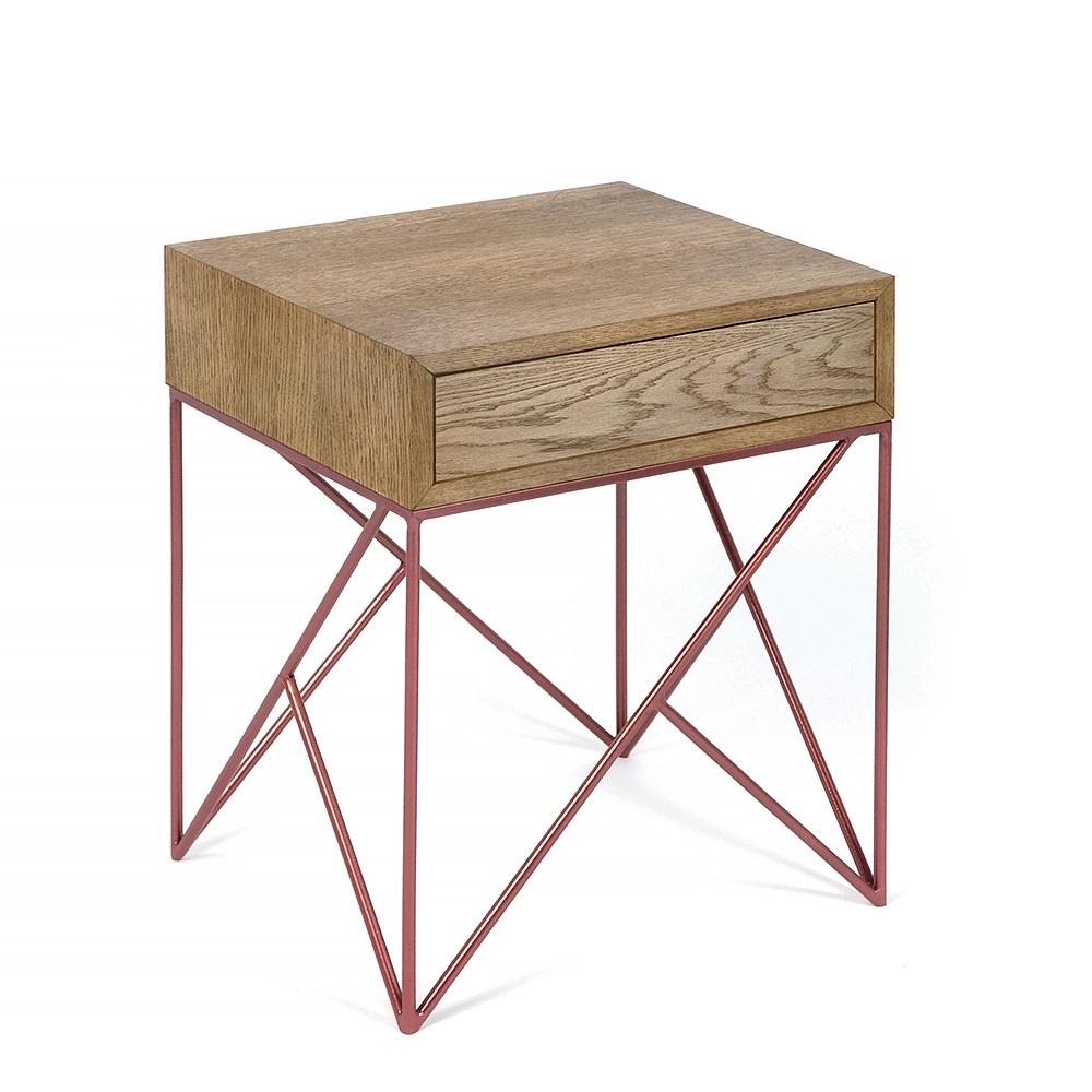 Прикроватная тумба Prince box copper - вид 4
