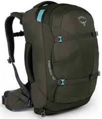 Рюкзак-сумка женская Osprey Fairview 40 Misty Grey