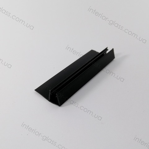 Уплотнитель для душевой кабины HDL-214 черный