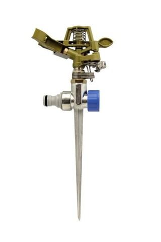 Разбрызгиватель импульсный FRUT на металлической пике