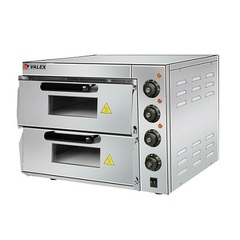 Печь для пиццы VALEX HEP-2ST, ( 560х570х440 мм,  3 кВт,  220В ).
