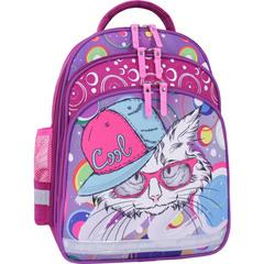 Рюкзак школьный Bagland Mouse 143 малиновый 501 (00513702)