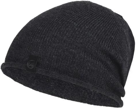 Вязаная шапка Buff Hat Knitted Lekey Graphite фото 1