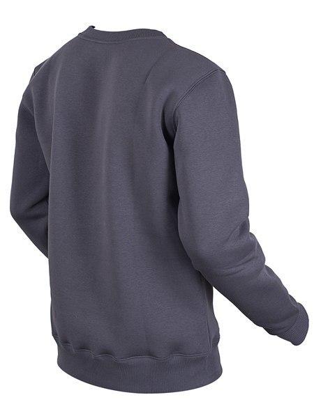 Свитшот Варгградъ мужской серый