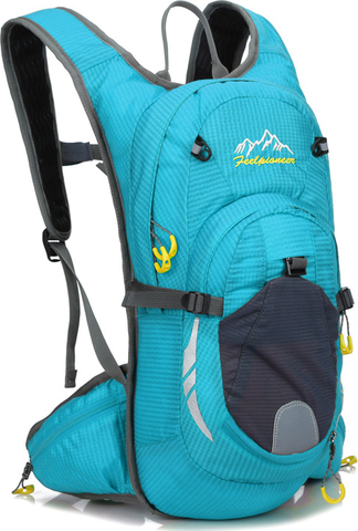 Велосипедный рюкзак Feelpioneer 0901 Голубой 15L