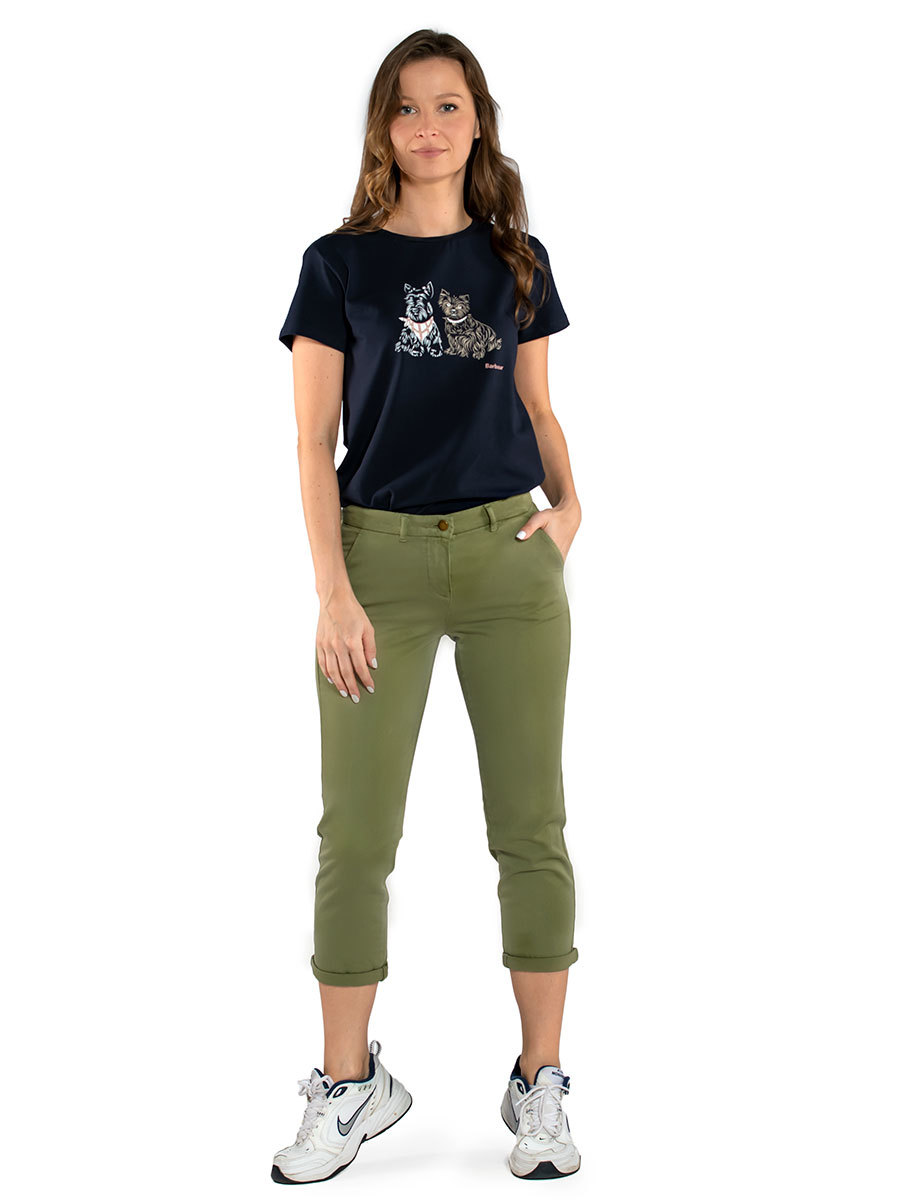 Barbour брюки Chino Trouser LTR0264/KH52