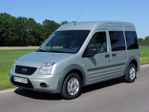 Чехлы на Ford Tourneo Connect 2002–2013 г.в.