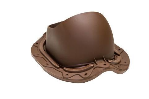 Проходной элемент Vilpe MUOTOKATE шоколадный
