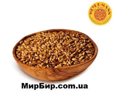 Солод пивоваренный карамельный Карахель (Сarahell), EBC 20-30, 1кг