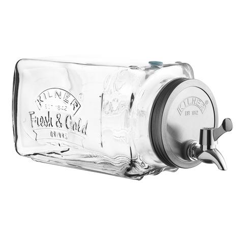 Диспенсер для холодных напитков в подарочной упаковке, 3л