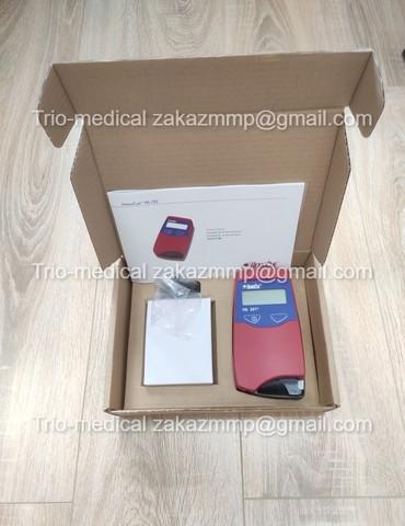 Анализатор для определения гемоглобина модель HemoCue Hb 201+ Швеция