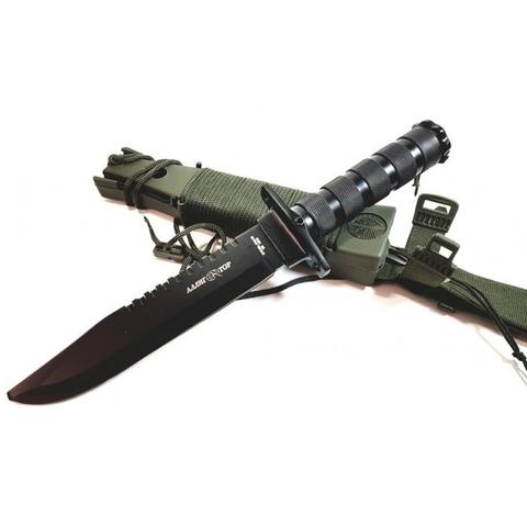 Нож для выживания Аллигатор НК5697