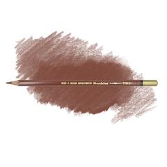 Карандаш художественный акварельный MONDELUZ, цвет 31 коричневый светлый