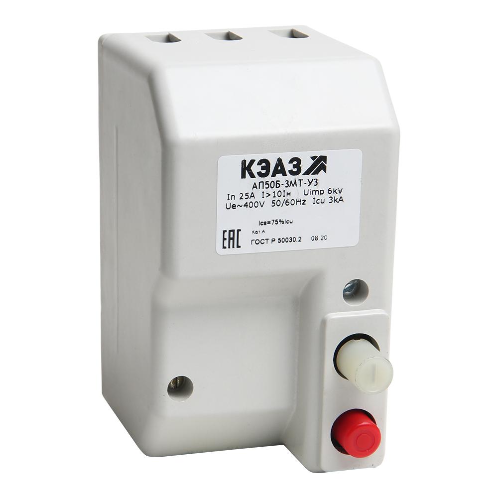 Автоматический выключатель АП50Б-2МТ-10IH 10А