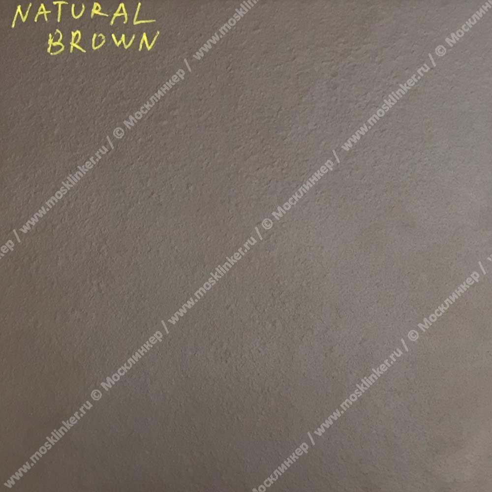 Ceramika Paradyz - Natural Brown Duro, 300x300x11, артикул 18 - Плитка базовая структурная