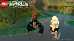 LEGO Worlds (PS4, русская версия)