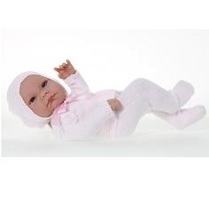 JUAN ANTONIO munecas Кукла Лана в розовом, 42 см (5074P)