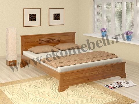 Кровать *Классика* с подъемным механизмом