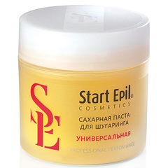 ARAVIA Start Epil, Сахарная паста для шугаринга «Универсальная», 400 г