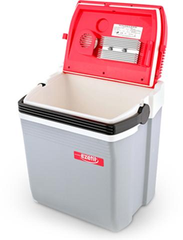 Термоэлектрический автохолодильник Ezetil E 28S (12V, 28л)