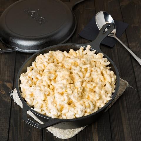 Сковорода глубокая  + крышка сковородка низкая чугунная, артикул LCC3