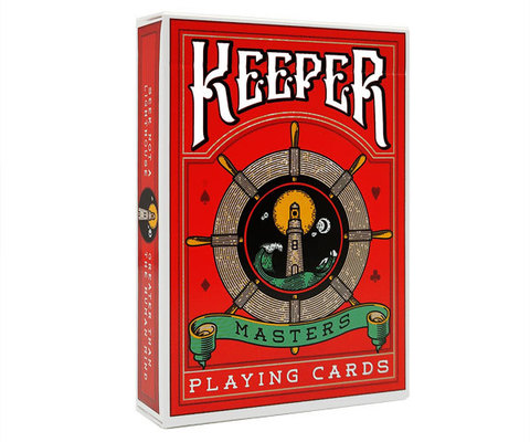 Ellusionist Red Keepers
