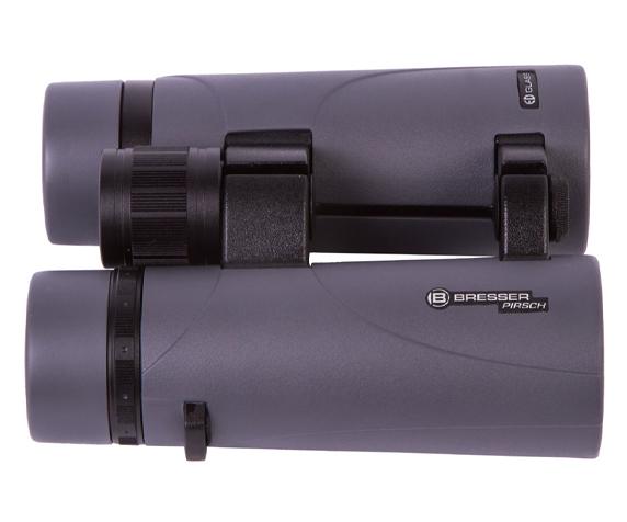 Бинокль Bresser Pirsch ED 8x42 - фазокорректирующее покрытие линз